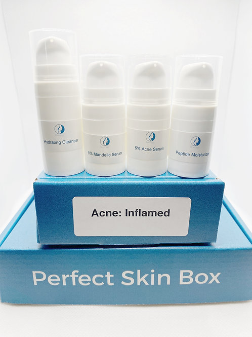 Acne: Inflamed Box