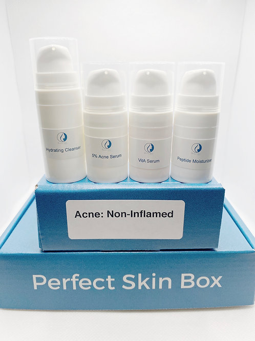Acne: Non-Inflamed Box