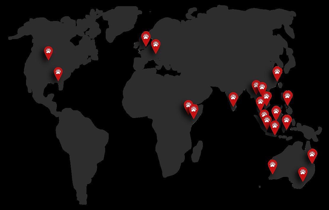 DABOBA MAP