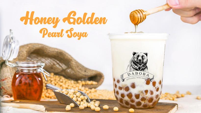 Honey Golden Pearl Soya