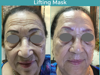 Have you tried Microcurrent or our Gold Lifting Mask to reduce lines and wrinkles?