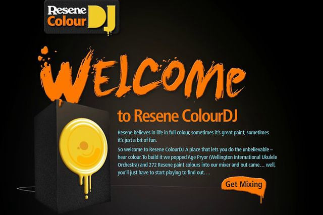 Resene ColourDJ