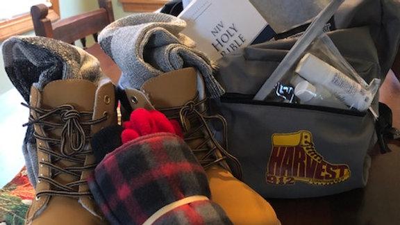 Backpack-Men's