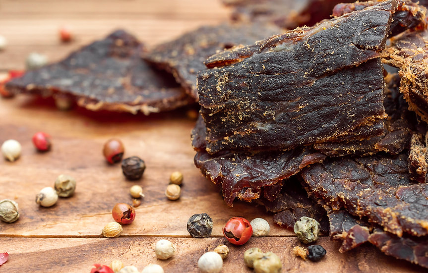 Mad Cow '5150' Beef Jerky