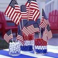 Festive ways to get in the Patriotic Spirit