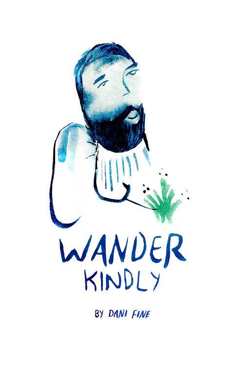 Wander Kindly Digital Download Book