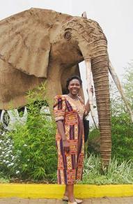 Reverend Evalyn Wakhusama
