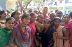 Manav Sadhna Girls