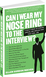 Can I Wear My Nose Ring to the Interview? by Ellen Gordon Reeves | Career Advisor