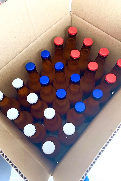 Double carton 24 bières