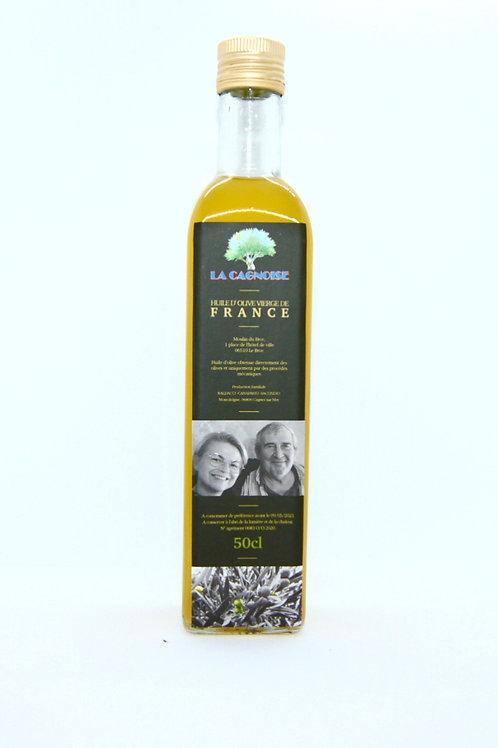Huile d'olive vierge de Montaleigne (50 cl)