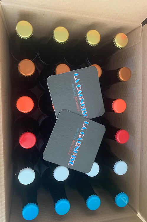 Carton 24 bières
