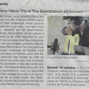 Remy Hervé Trio