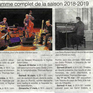 programme 2019