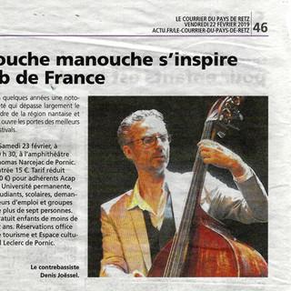 Minouche Manouche 2019