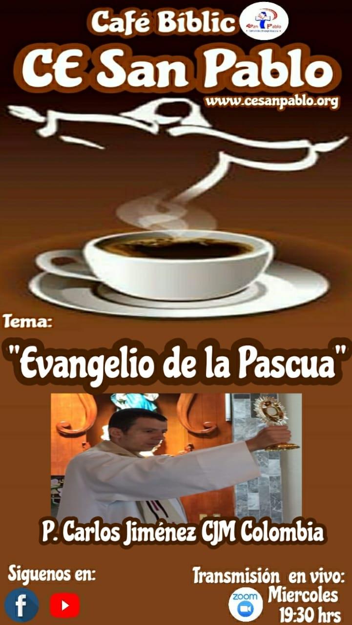 Café Bíblico 6 Mayo