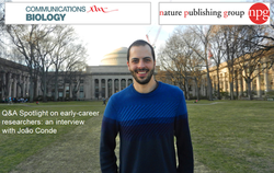 Q&A Spotlight on early-career researchers