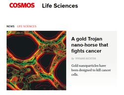 Cosmos Magazine March 2015