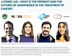 J.Conde Lab | What is the present (and the future) of Nanomedice in the treatment of Cancer?