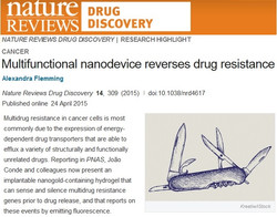 Nature Reviews Drug Discovery 2015