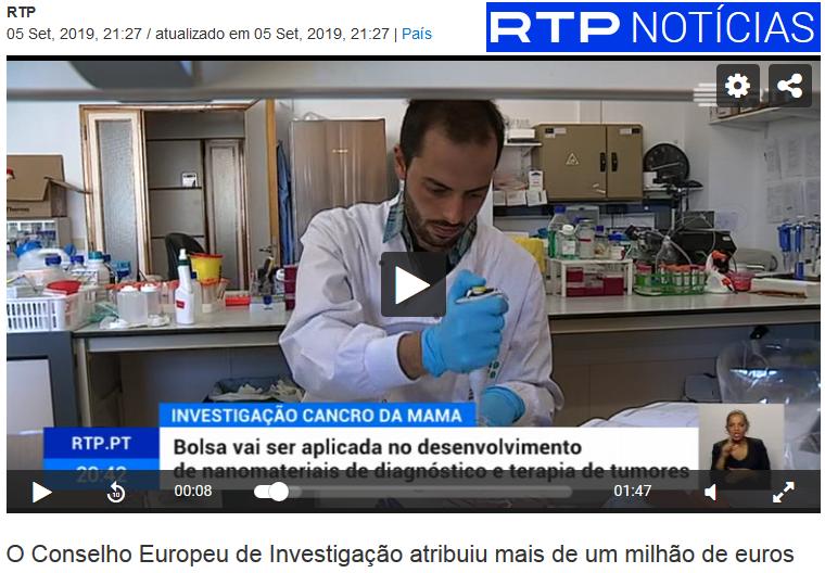 RTP News João Conde ganha prémio ERC