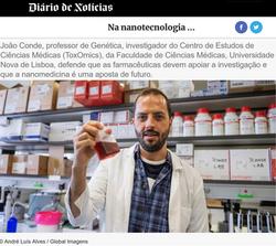 Diário de Noticias - João Conde
