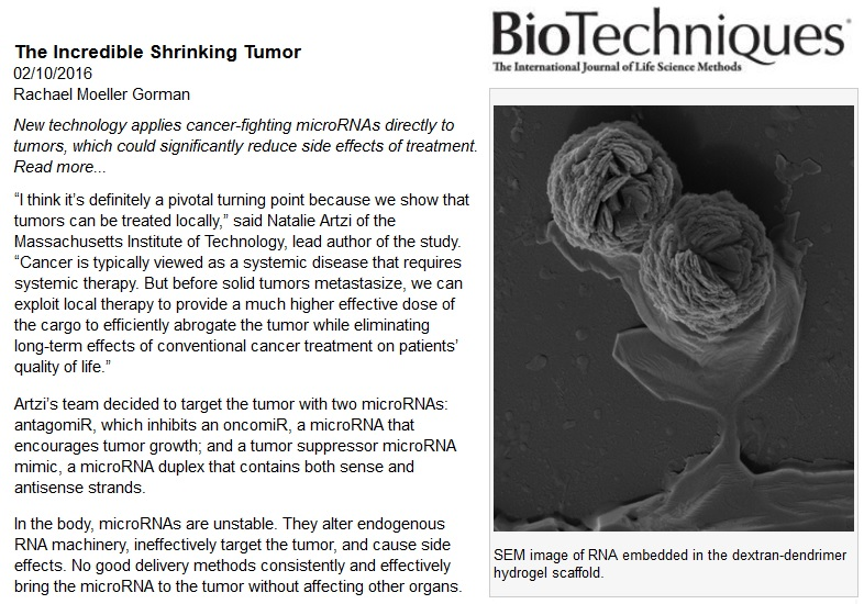 BioTechniques News