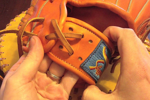 Glove Lacing