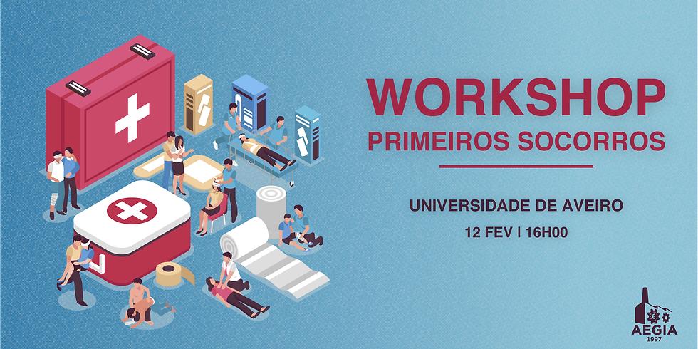 Workshop Primeiros Socorros