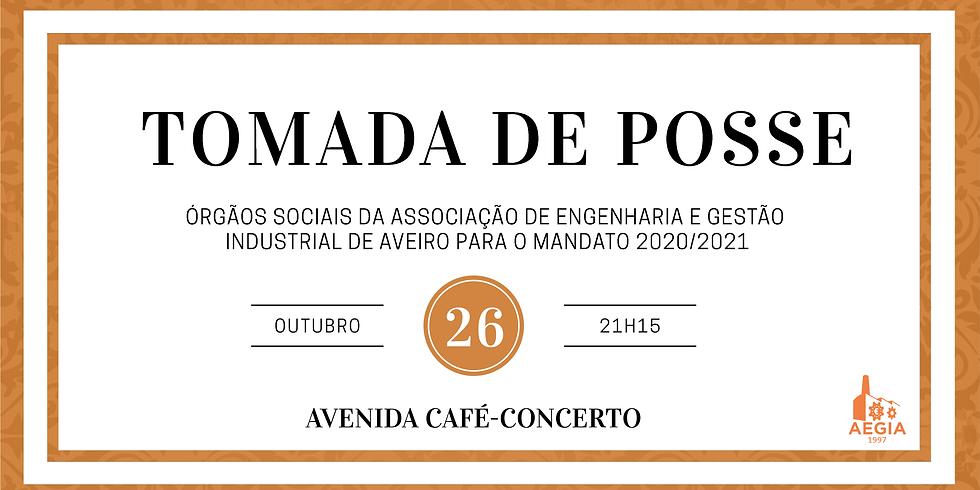 Tomada de Posse 20/21