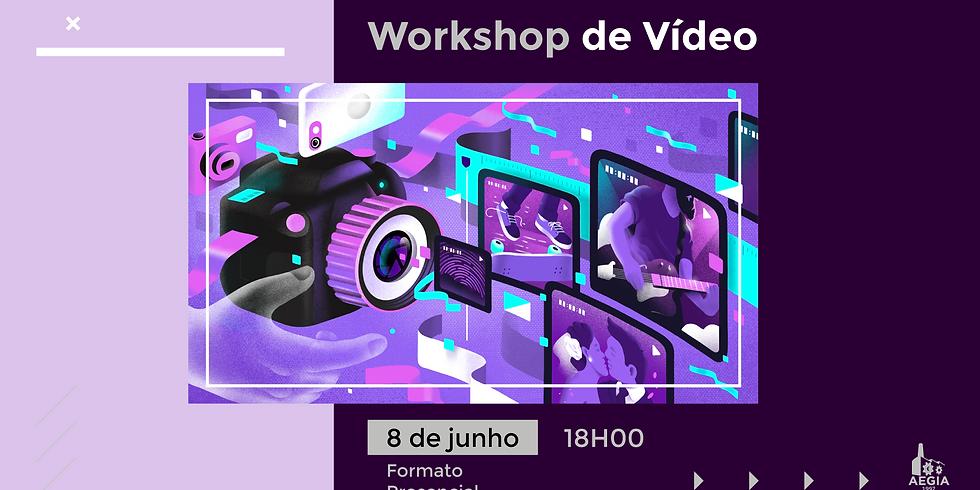 Workshop Edição de Vídeo