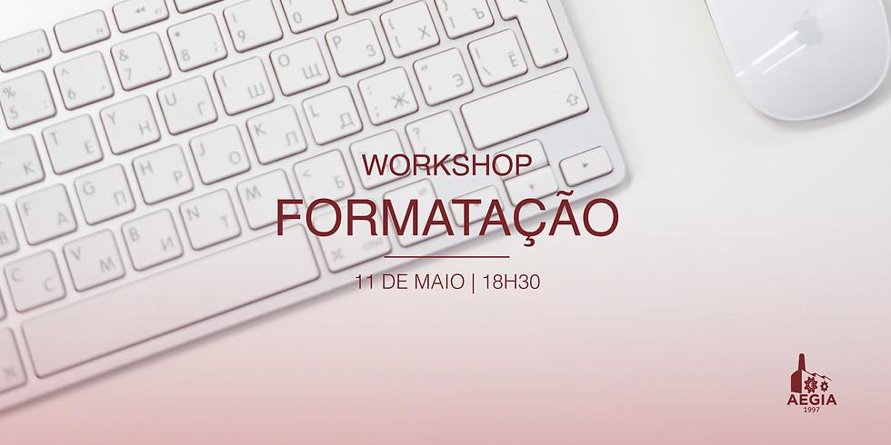 Workshop de Formatação