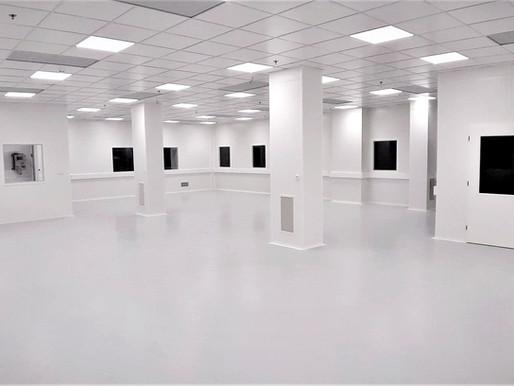 Cleanroom ISO8