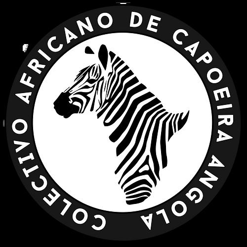 Colectivo Africano de Capoeia Angola logo, capoeira in durban, capoeira group