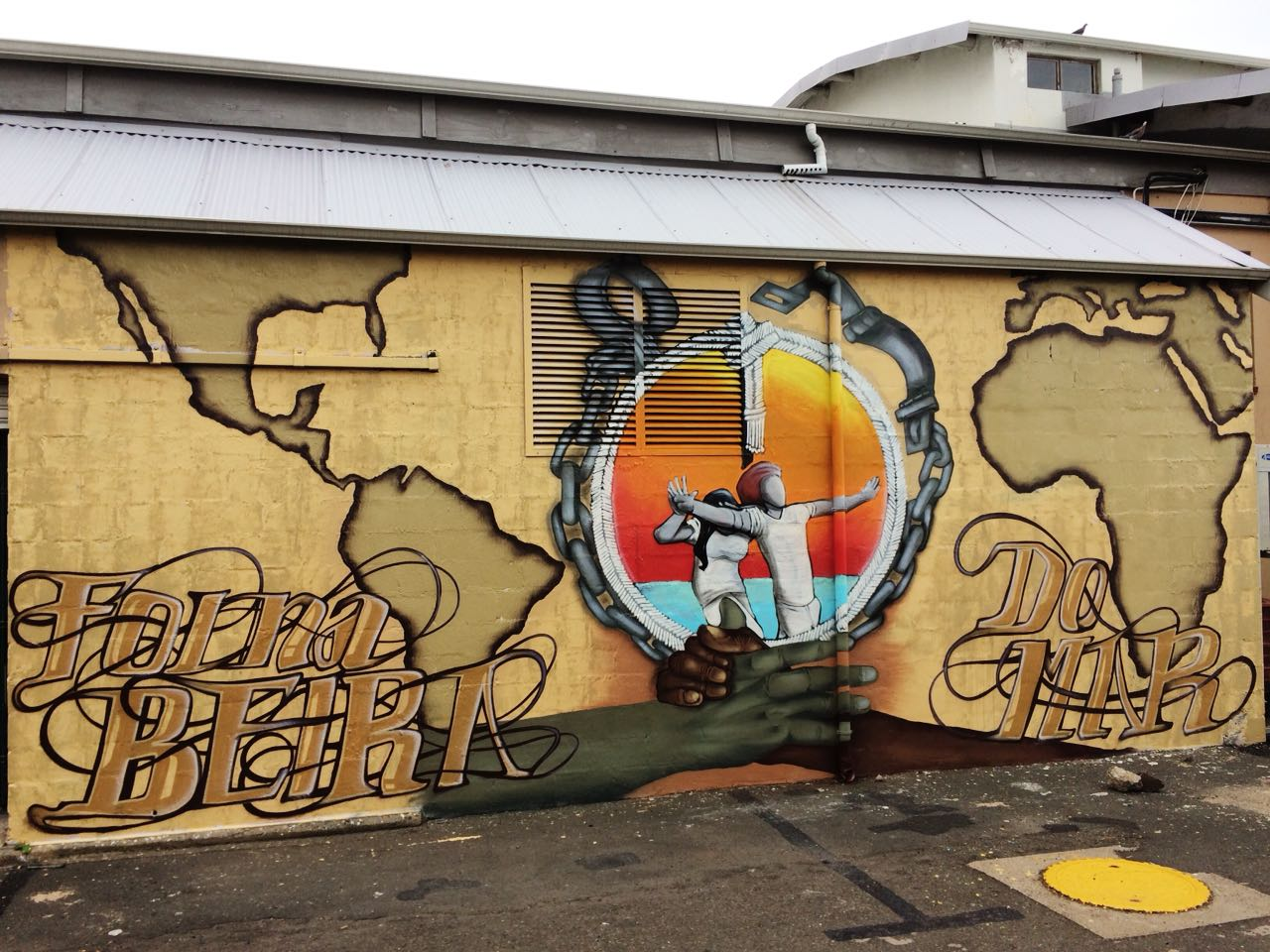 Ewok's Mural