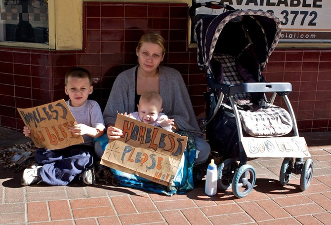 Living Every Day on the Edge of Homelessness