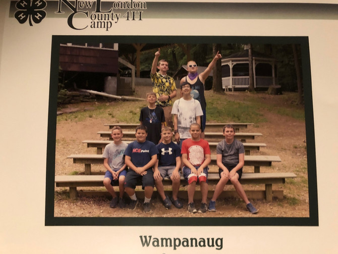 CAMP CAMARADERIE AND CHILDCARE SOLUTIONS