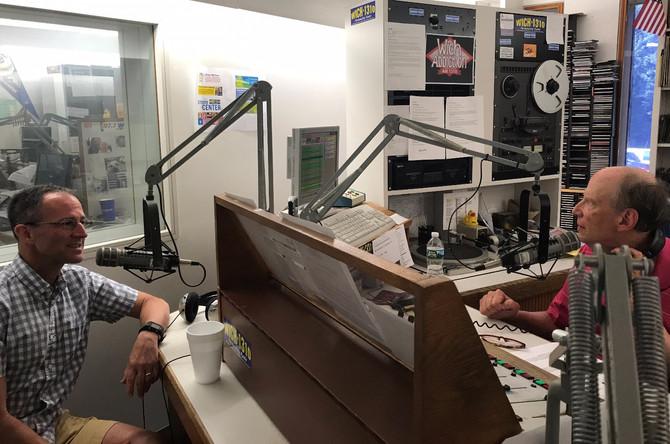 MASH Takes to the Airwaves