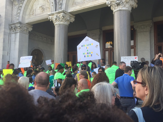 Rally to Protect Nonprofit Services