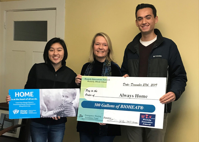 TGIF Providing Heating Assistance to Families in Need