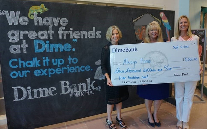 A Helping Hand from Our Friends at Dime!