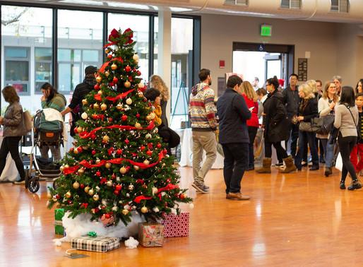 Bay Area's Natale- Italian Christmas market-Dec.2018