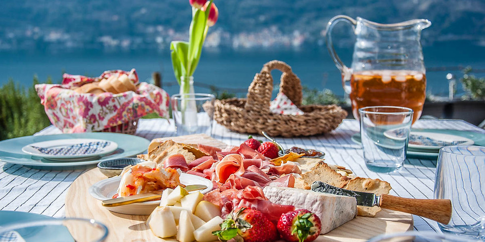 Destination Italy - Episode #3: Food Experiences