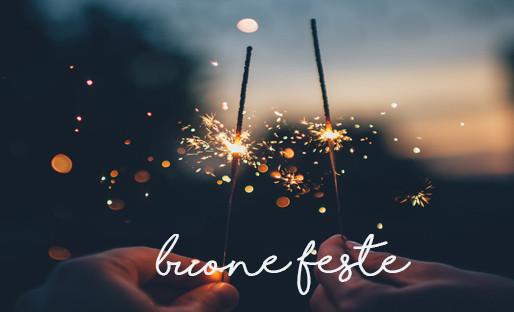 Buon Anno! - Happy New Year!