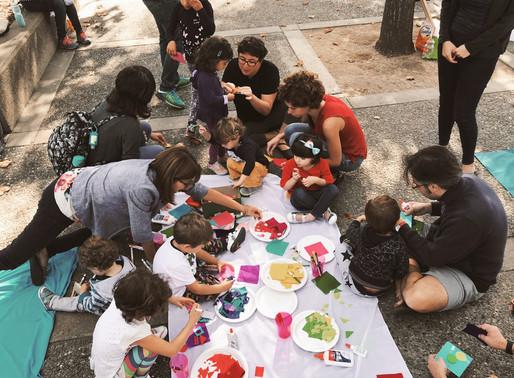 Girotondo - Italian activities for kids #1