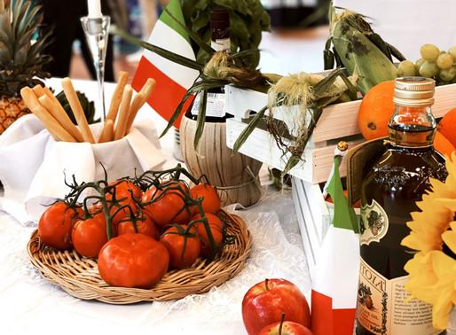 """Eat like an Italian"" food experience- Sep2019"