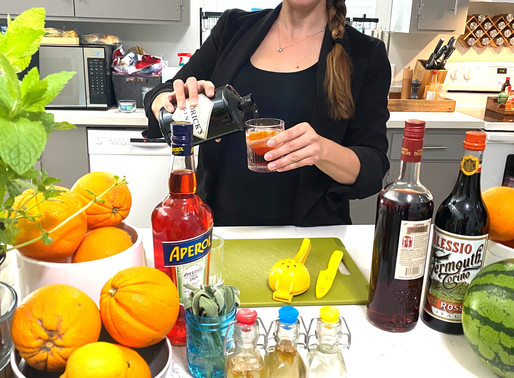 """Italian Cocktails"" with Amanda Fein"