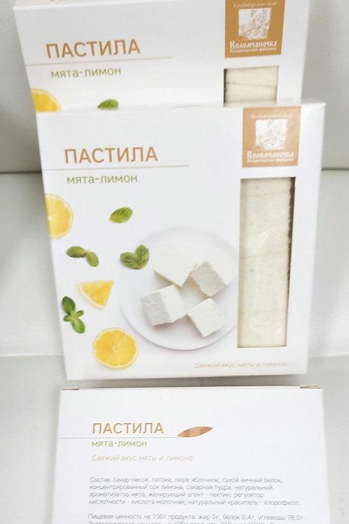 Пастила мята - лимон 90г
