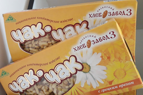 Чак-чак с грецкими орешками 0.2кг