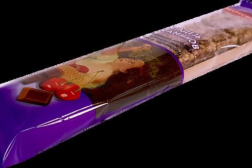 """Кладезь витаминов """"Черешня-мёд"""" (конфеты-мюсли)"""